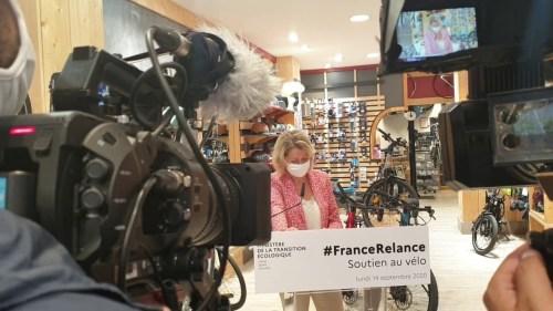 [Plan Vélo] France Relance, Encourager La Pratique Du Vélo Quotidien