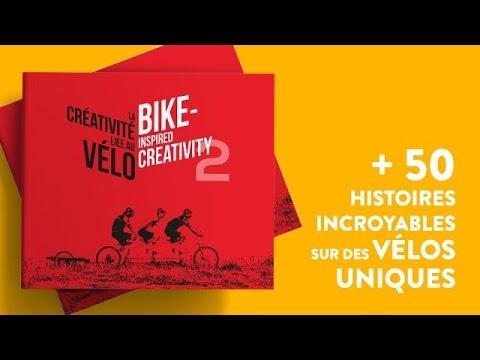 Velosophe, Un Second Livre Sur La Créativité Liée Au Vélo
