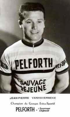 Jean Pierre Vanhaverbeke Groupe Pelforth