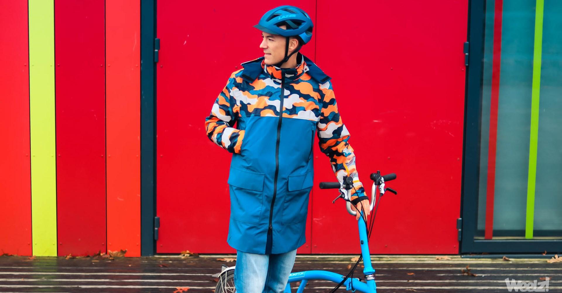 [Test] Parka vélo Urban Circus x Aigle, la haute-visibilité française