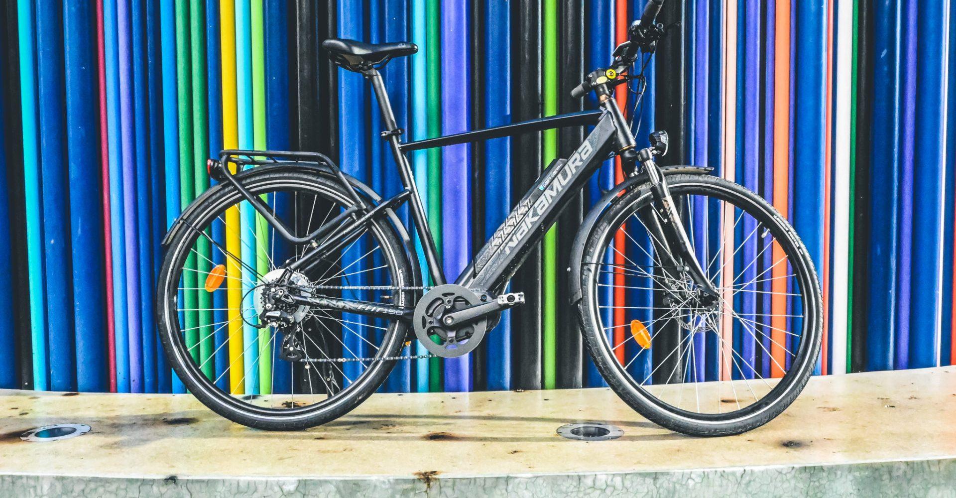 [Test] Vélo électrique Nakamura E-FIT 150, un VTC qui fait fi des a priori