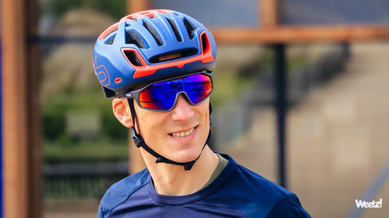Des nouveautés lunettes vélo chez le français Bollé