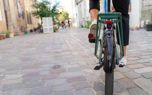 Jean Fourche Vélo Mixte Pneus Larges