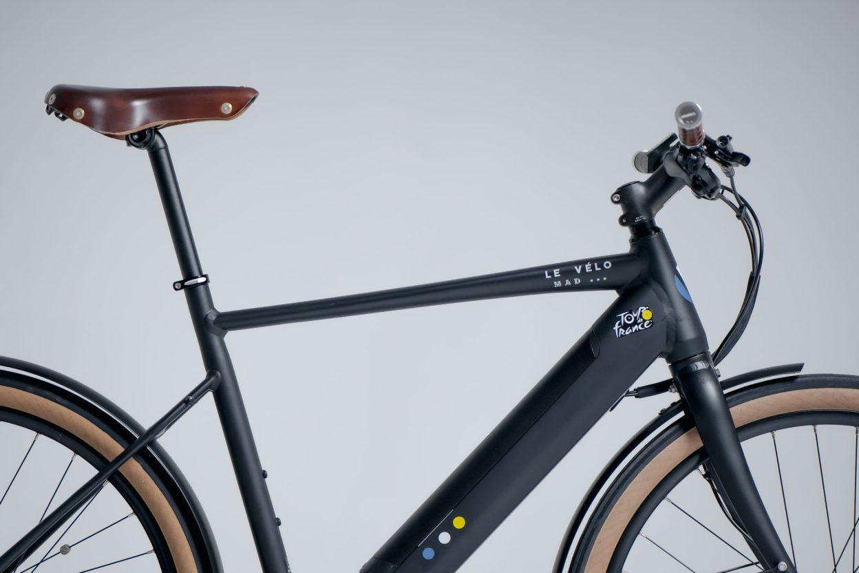 [Test] Le Vélo Mad Sport +, un vélo électrique urbain dynamique