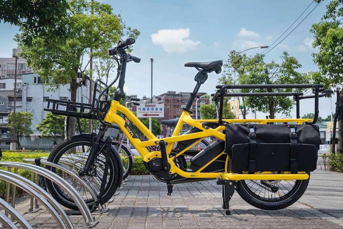 [Test] Tern GSD S10, un vélo cargo longtail brillant et passe-partout