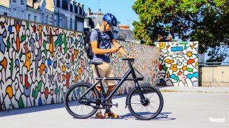[Test] VanMoof X3, le vélo électrique hollandais compact et son univers connecté