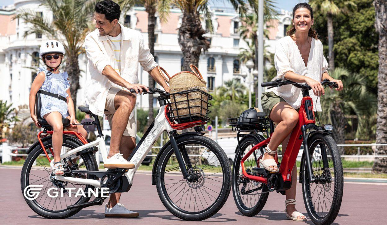Cycles Gitane, un logo et une nouvelle identité, pour explorer la liberté (à vélo)