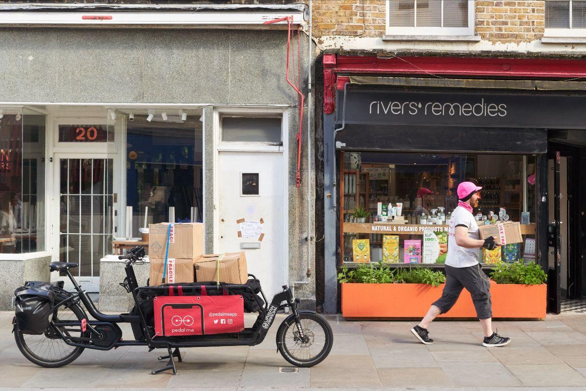 [Étude] Transport et logistique, le vélo cargo, plus rapide et plus propre