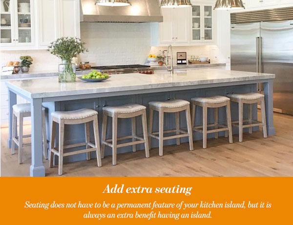 Functionality And Creativity How To Choose A Kitchen Island