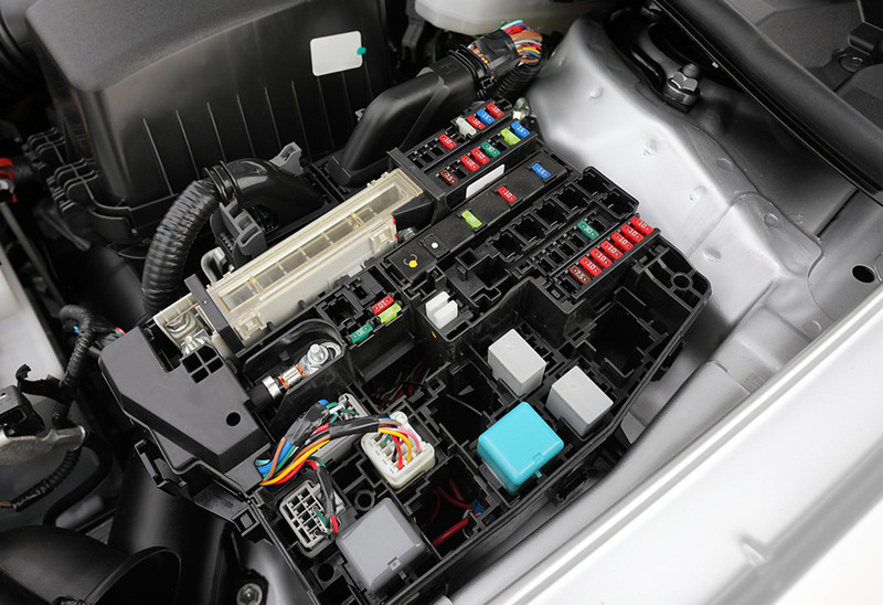2006 Ford Focus Fuse Box Diagram Relay And Fuse Box