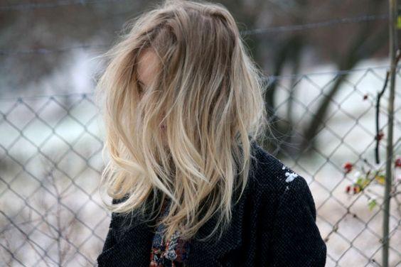 Mechas Californianas E Ombr Hair Muitas Fotos Para