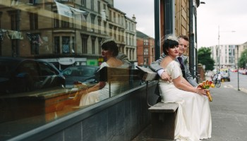 Great Gatsby Inspired Wedding At Cottiers Glasgow