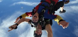 Ski and Skydive at Lake Wanaka, New Zealand