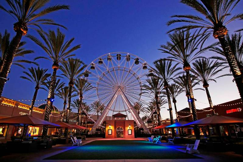 The Irvine Spectrum Center