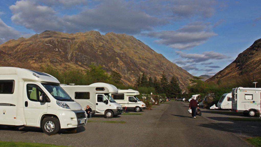 Plockton Caravan