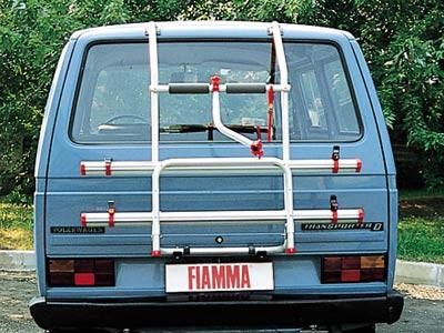 Fiamma Carry Bike Rack VW T3 / VW T25 - 2