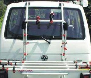 Fiamma Carry Bike Rack VW T4 - 2