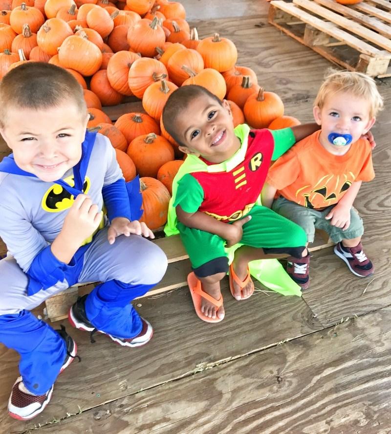 It's The Great Pumpkin We Five Kings