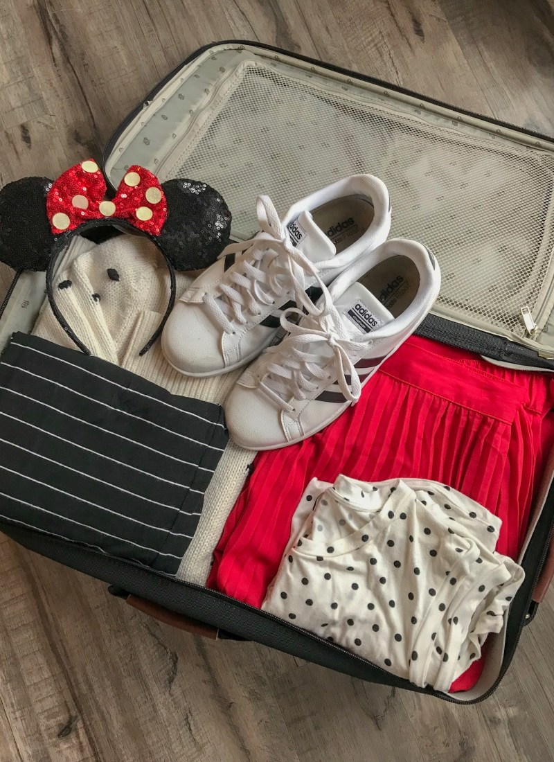 Making the Most of Your Closet for Disney