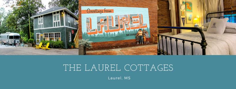 The Laurel Cottages Travel Guide Header