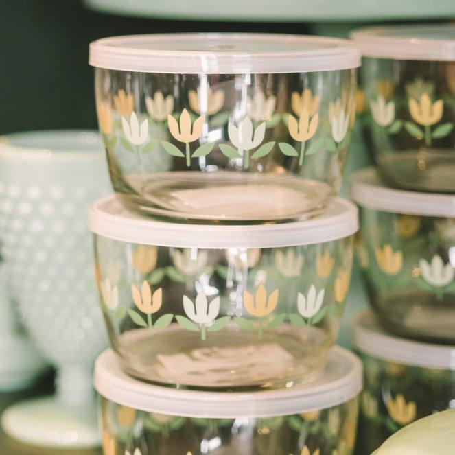 Tulip Storage Bowls