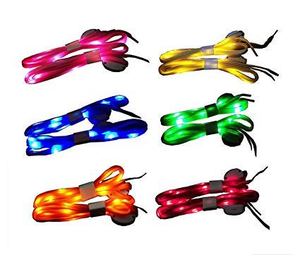 LED Light Up Shoe Laces