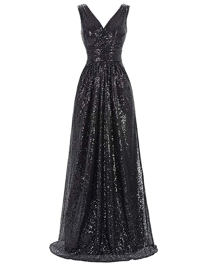 Fromal Sequin Gown