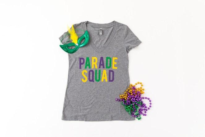 Fleurty Girl Parade Squad