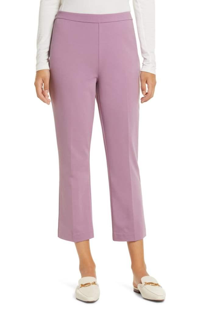 Lavender Cropped Pants Nordstrom