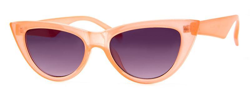 ASOS peach cateye sunglasses.  Just peachy.
