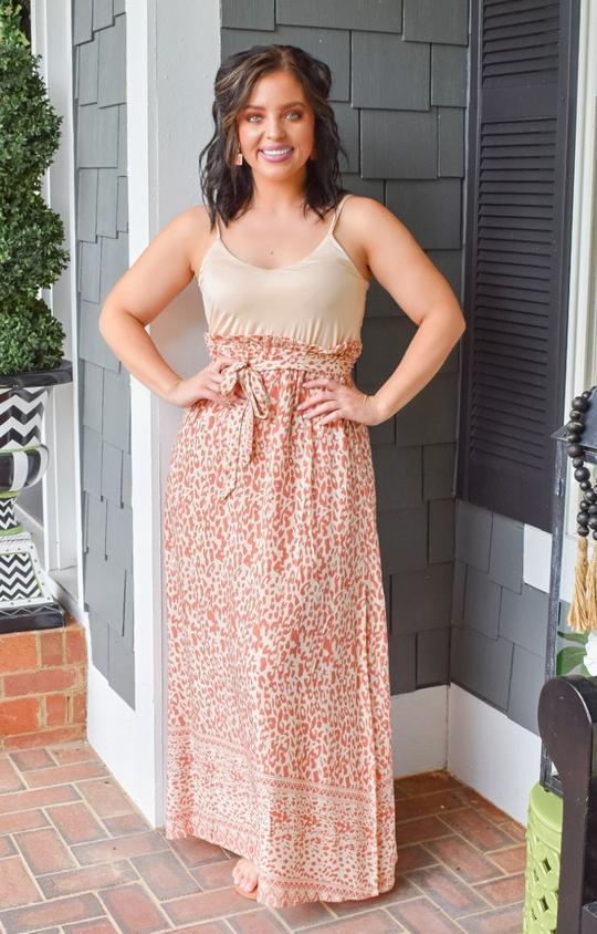 Maxi Dress from Perfectly Priscilla