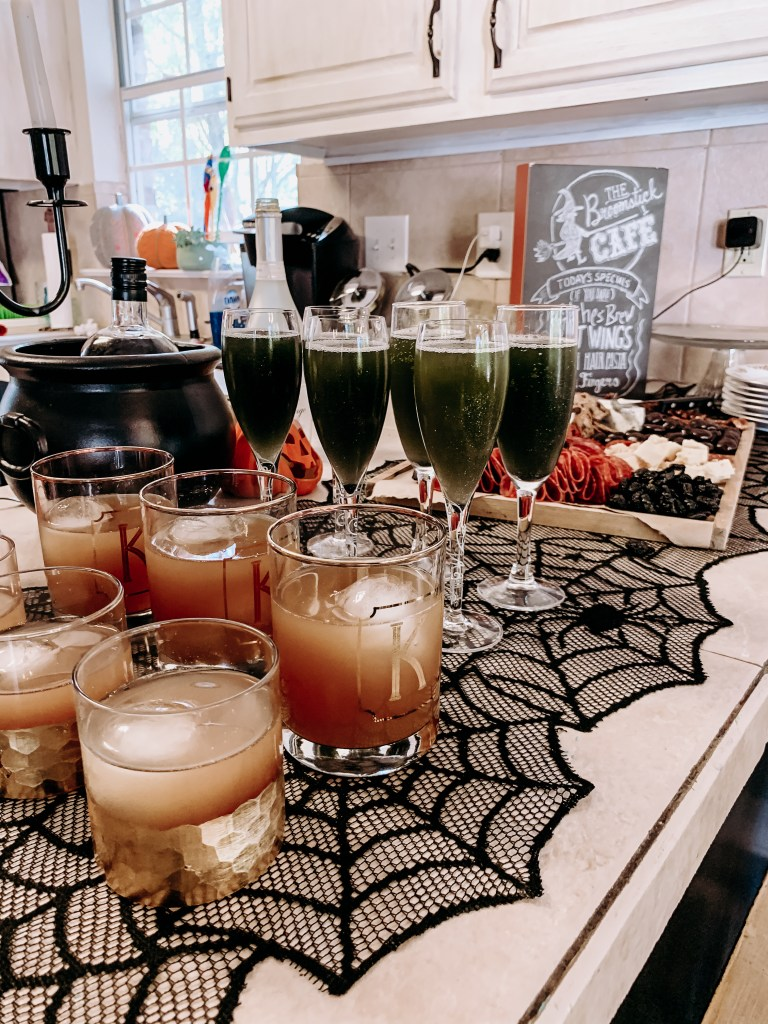 Halloween Themed Cocktails