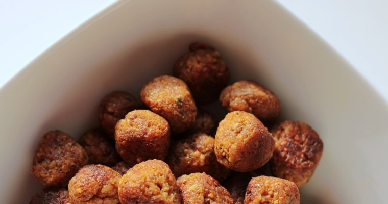 Pulpety z kaszy jaglanej – jak mięsne, a jednak wegańskie!