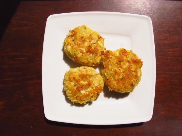 Kotlety ziemniaczano-sojowe