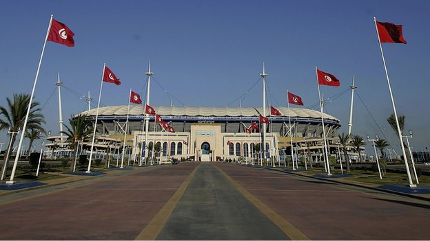 Tunisia must be counting their lucky stars; they'll get to play one more match in the Olympic Stadium.