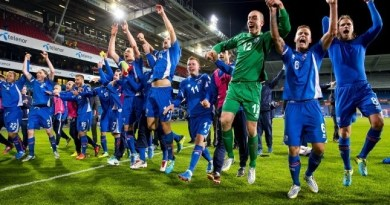 EURO 2016 Qualifying Concludes