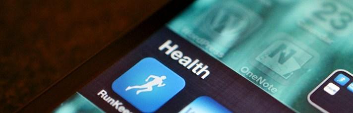 Een gezondheidsapp op je gsm