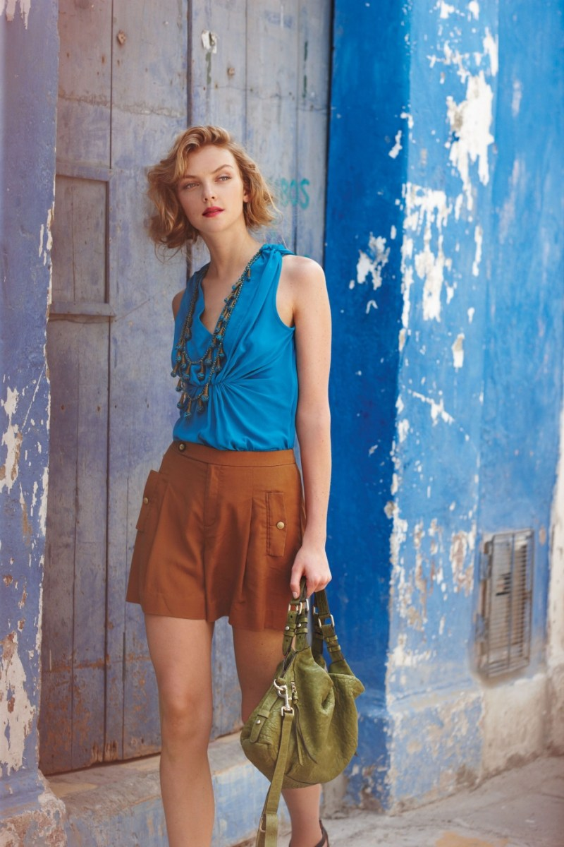 Heather Marks Anthropologie April 11 Look Book We Good