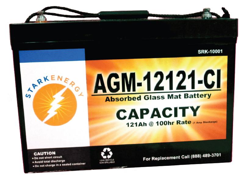 Rv Ac Power Wiring Deep Cycle Batteries Stark Energy We Go Solar Canada