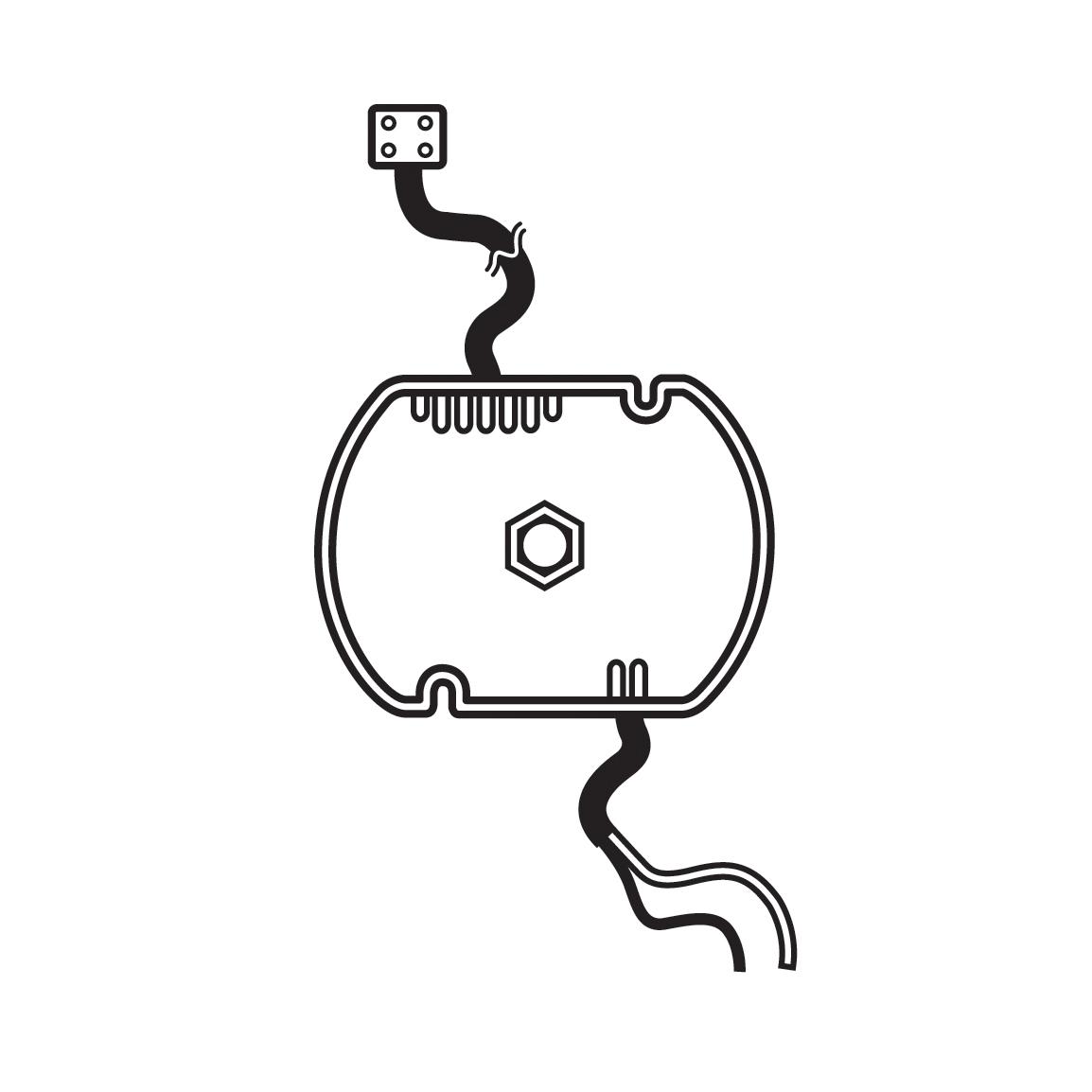 Kichler Ballast Fluor Circline 55W White 4035 From