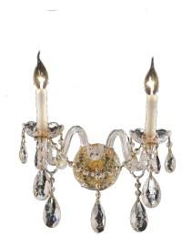 Elegant Lighting Swarovski Elements Clear Crystal ...
