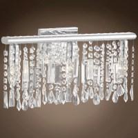 "Joshua Marshal 701456 Linear Design 3 Light 18"" Wall ..."