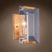 """Restoration Revolution Harlow Crystal 1 Light 6"""" Antique ..."""