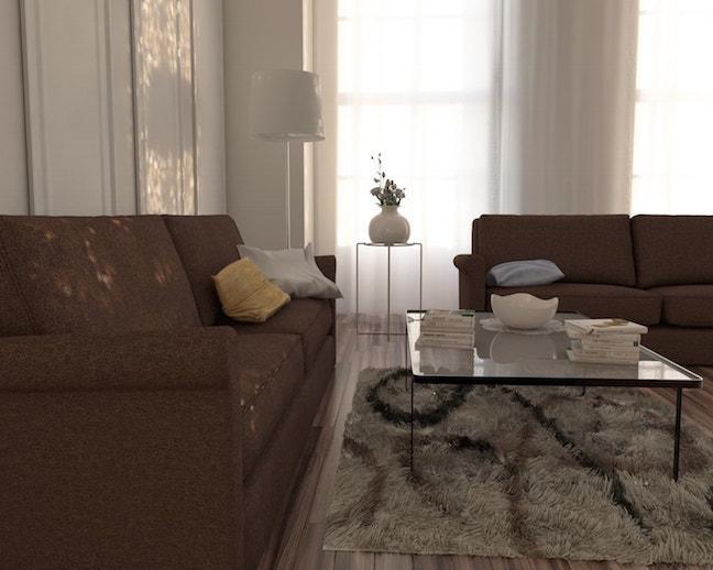 Rendering interni|Animazioni 3D|W & E Srl