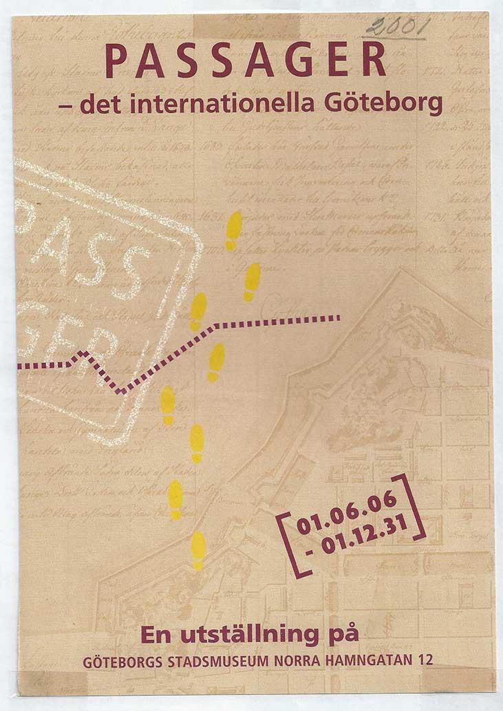 Passager - det internationella Göteborg