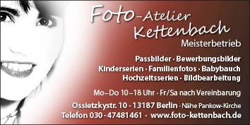Fotograf Foto Projektion und Beamer Berlin Rosenthal  WEGWEISER aktuell