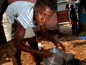 Special Reports  Kids forced into domestic servitude in Haiti