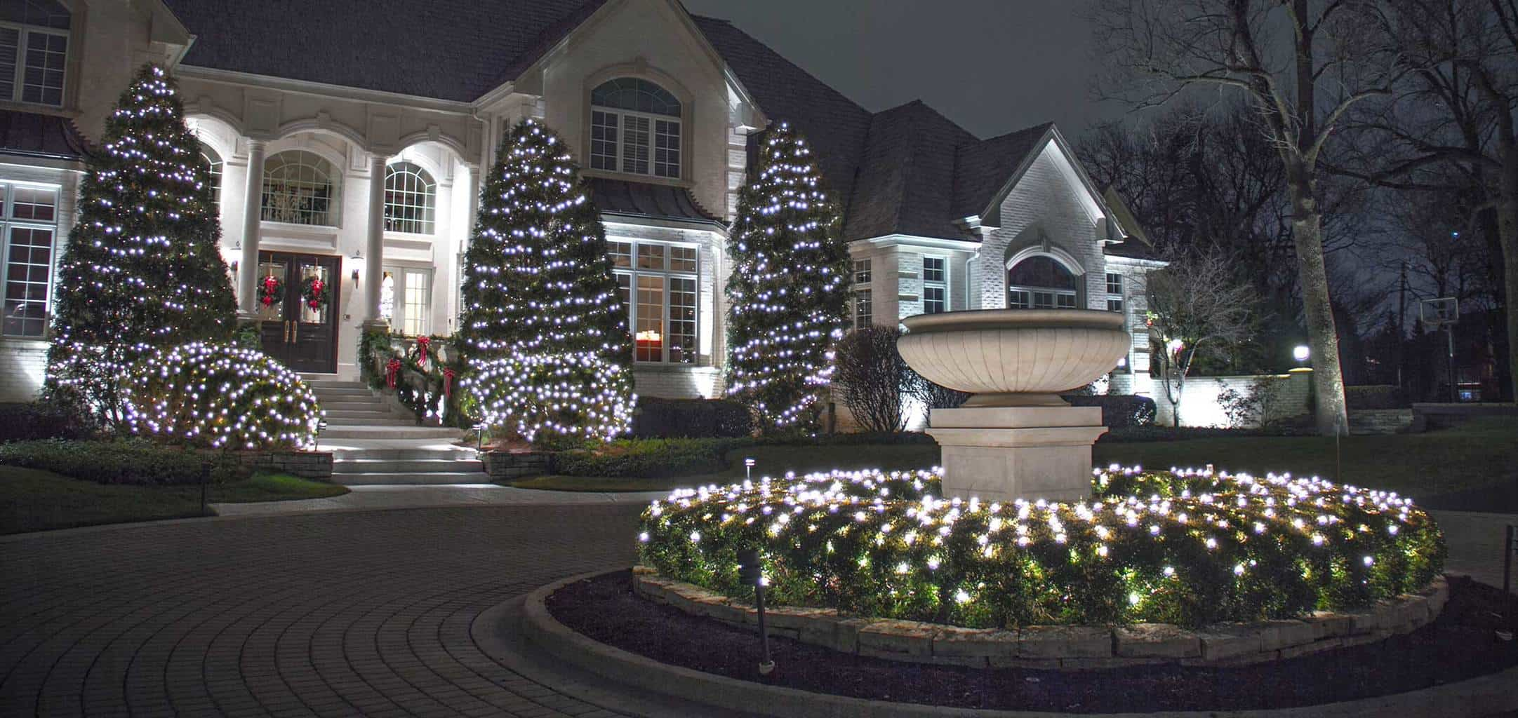 Christmas Light InstallationChristmas Light Installation  Get a Free Estimate Today