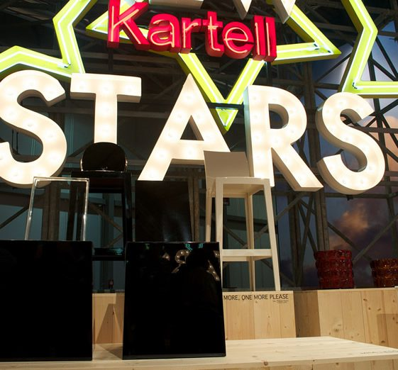 Kartell at Salone del Mobile 2011