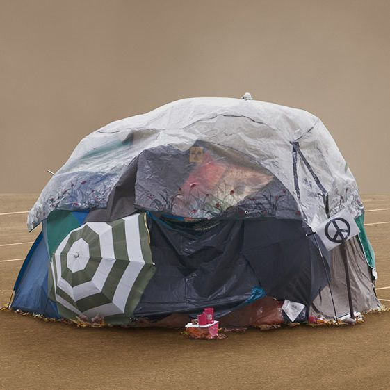 Stuttgart21 Protest Camp